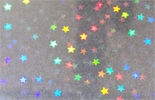 星形 ホログラム
