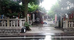 鳥越神社 現在の佇まい