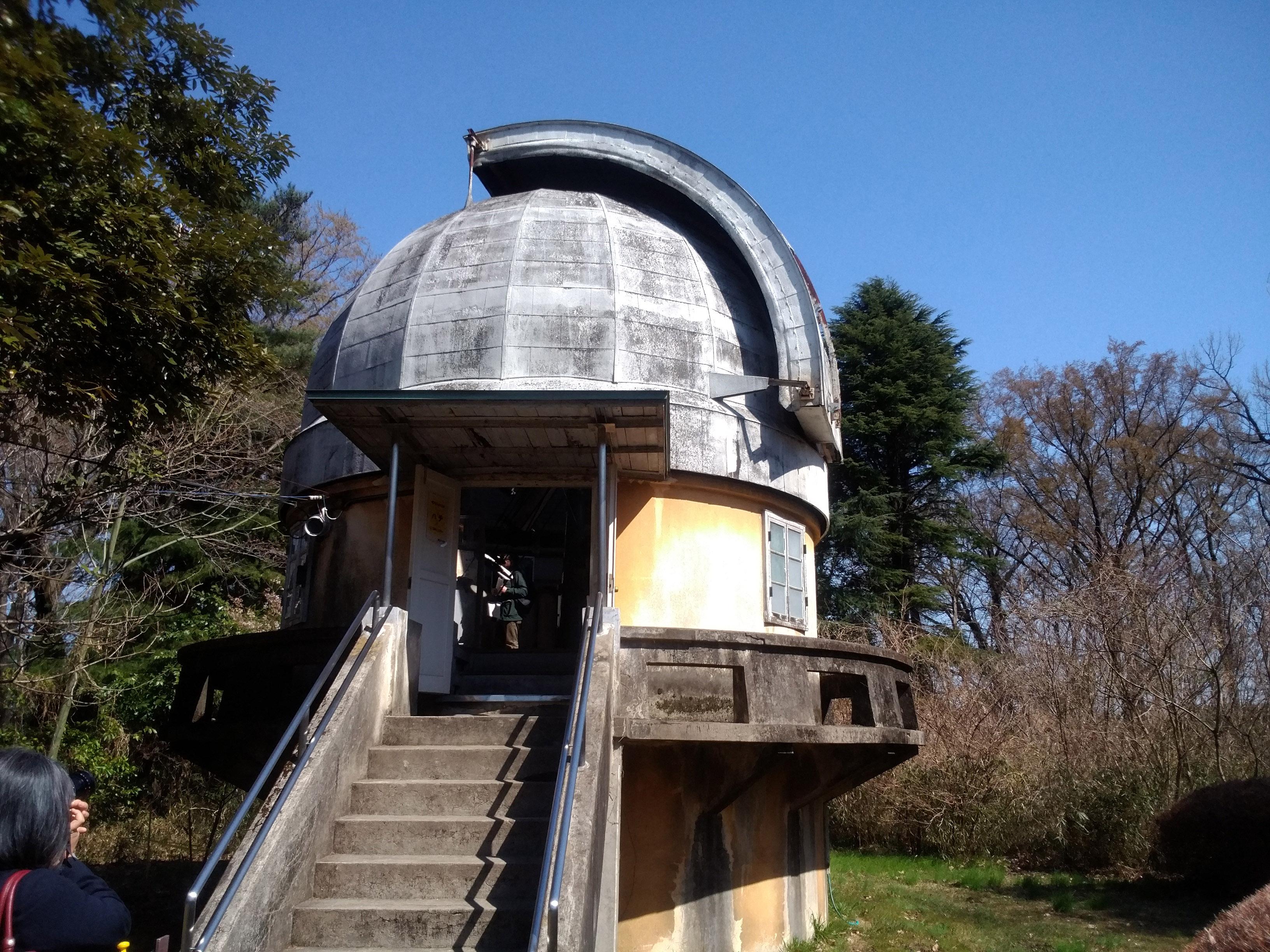 国立天文台第一赤道儀室